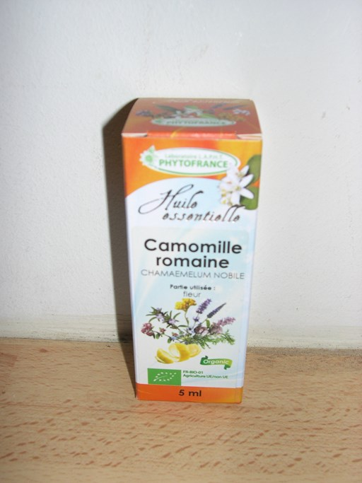 HE Camomille Romaine Noble Bio