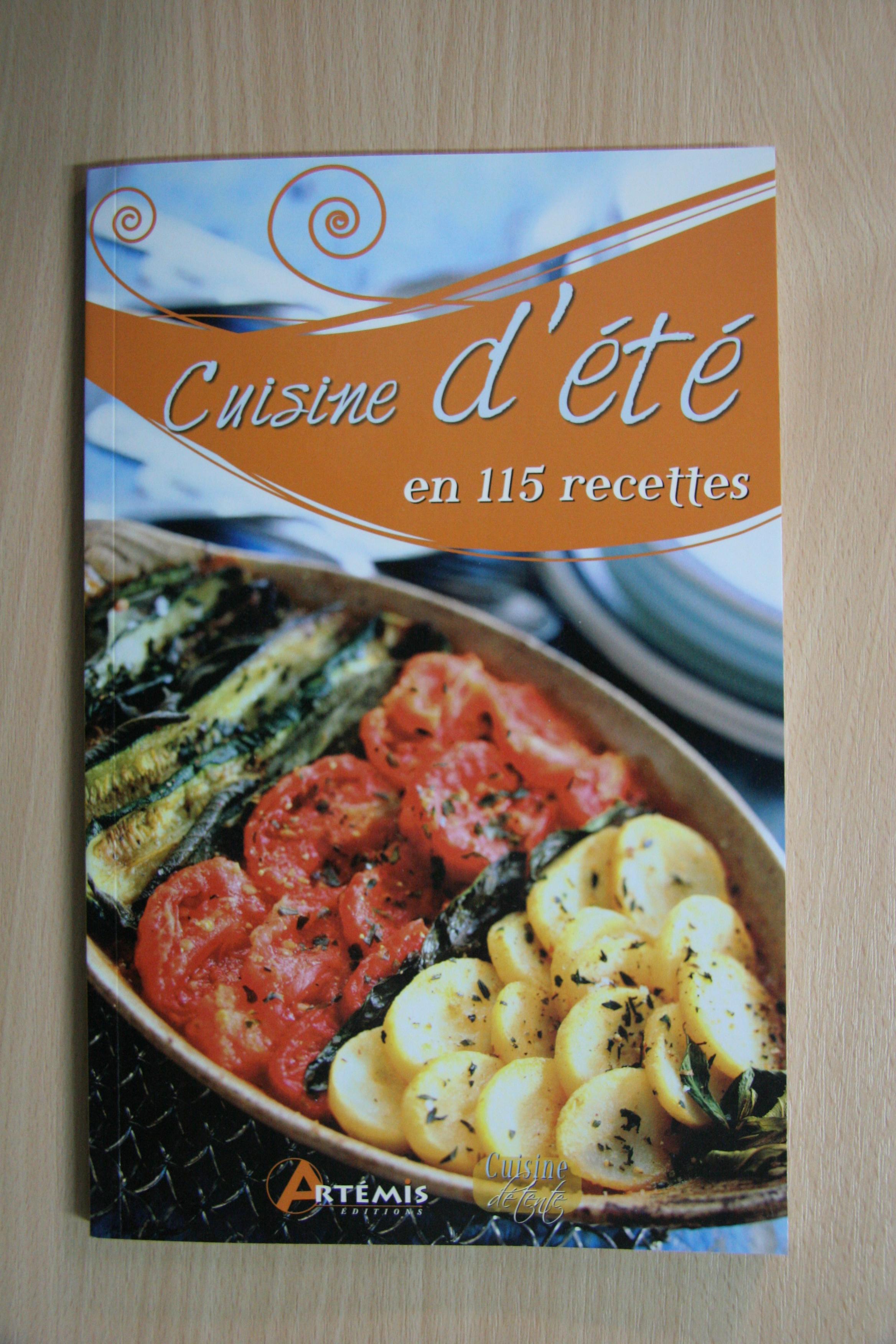 Cuisine  Cuisine dété en 115 Recettes